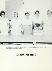 Page 14, 1962 Edition, Saks High School - Saks Echoes Yearbook (Anniston, AL) online yearbook collection