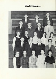 Page 6, 1962 Edition, Saks High School - Saks Echoes Yearbook (Anniston, AL) online yearbook collection