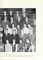 Page 7, 1962 Edition, Saks High School - Saks Echoes Yearbook (Anniston, AL) online yearbook collection