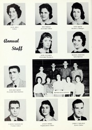 Page 8, 1962 Edition, Saks High School - Saks Echoes Yearbook (Anniston, AL) online yearbook collection