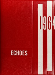1964 Edition, Saks High School - Saks Echoes Yearbook (Anniston, AL)