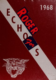 Saks High School - Saks Echoes Yearbook (Anniston, AL) online yearbook collection, 1968 Edition, Page 1