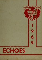 1969 Edition, Saks High School - Saks Echoes Yearbook (Anniston, AL)