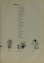 Page 9, 1969 Edition, Saks High School - Saks Echoes Yearbook (Anniston, AL) online yearbook collection