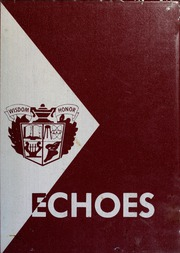 Saks High School - Saks Echoes Yearbook (Anniston, AL) online yearbook collection, 1970 Edition, Page 1
