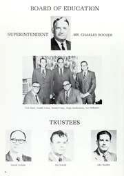 Page 10, 1971 Edition, Saks High School - Saks Echoes Yearbook (Anniston, AL) online yearbook collection