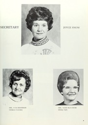 Page 13, 1971 Edition, Saks High School - Saks Echoes Yearbook (Anniston, AL) online yearbook collection
