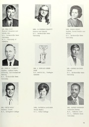 Page 17, 1971 Edition, Saks High School - Saks Echoes Yearbook (Anniston, AL) online yearbook collection