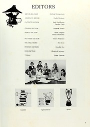 Page 7, 1971 Edition, Saks High School - Saks Echoes Yearbook (Anniston, AL) online yearbook collection