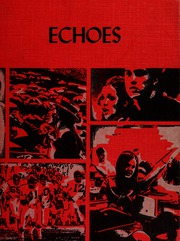 1972 Edition, Saks High School - Saks Echoes Yearbook (Anniston, AL)