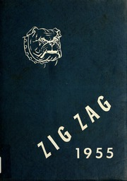 1955 Edition, Opelika High School - Zig Zag Yearbook (Opelika, AL)