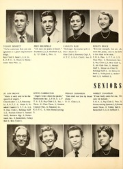 Page 16, 1955 Edition, Opelika High School - Zig Zag Yearbook (Opelika, AL) online yearbook collection