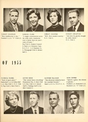 Page 17, 1955 Edition, Opelika High School - Zig Zag Yearbook (Opelika, AL) online yearbook collection