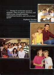 Page 10, 1987 Edition, Homewood High School - Heritage Yearbook (Homewood, AL) online yearbook collection