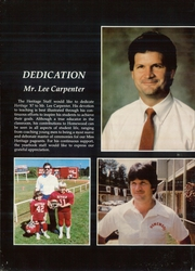 Page 6, 1987 Edition, Homewood High School - Heritage Yearbook (Homewood, AL) online yearbook collection