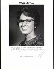 Page 12, 1969 Edition, Wetumpka High School - We Wa Tumpkis Yearbook (Wetumpka, AL) online yearbook collection