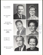 Page 15, 1969 Edition, Wetumpka High School - We Wa Tumpkis Yearbook (Wetumpka, AL) online yearbook collection