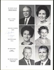 Page 16, 1969 Edition, Wetumpka High School - We Wa Tumpkis Yearbook (Wetumpka, AL) online yearbook collection