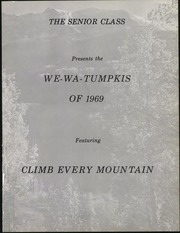 Page 7, 1969 Edition, Wetumpka High School - We Wa Tumpkis Yearbook (Wetumpka, AL) online yearbook collection
