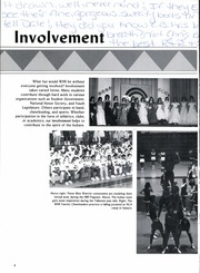 Page 10, 1986 Edition, Wetumpka High School - We Wa Tumpkis Yearbook (Wetumpka, AL) online yearbook collection