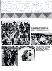 Page 11, 1986 Edition, Wetumpka High School - We Wa Tumpkis Yearbook (Wetumpka, AL) online yearbook collection
