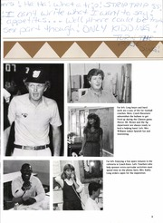 Page 13, 1986 Edition, Wetumpka High School - We Wa Tumpkis Yearbook (Wetumpka, AL) online yearbook collection