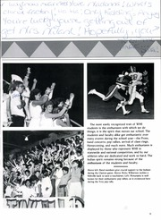 Page 15, 1986 Edition, Wetumpka High School - We Wa Tumpkis Yearbook (Wetumpka, AL) online yearbook collection