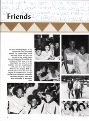 Page 16, 1986 Edition, Wetumpka High School - We Wa Tumpkis Yearbook (Wetumpka, AL) online yearbook collection