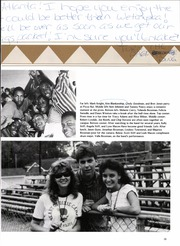 Page 17, 1986 Edition, Wetumpka High School - We Wa Tumpkis Yearbook (Wetumpka, AL) online yearbook collection