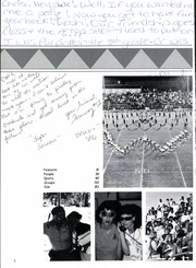 Page 6, 1986 Edition, Wetumpka High School - We Wa Tumpkis Yearbook (Wetumpka, AL) online yearbook collection