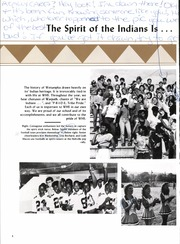 Page 8, 1986 Edition, Wetumpka High School - We Wa Tumpkis Yearbook (Wetumpka, AL) online yearbook collection