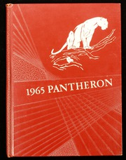 Brookwood High School - Pantheron Yearbook (Brookwood, AL) online yearbook collection, 1965 Edition, Page 1