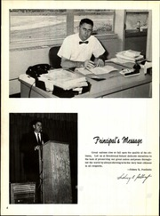 Page 8, 1966 Edition, Brookwood High School - Pantheron Yearbook (Brookwood, AL) online yearbook collection