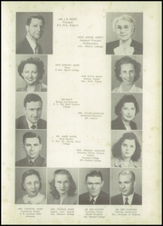 Page 11, 1948 Edition, Huntsville High School - Pierian Yearbook (Huntsville, AL) online yearbook collection