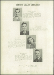 Page 14, 1948 Edition, Huntsville High School - Pierian Yearbook (Huntsville, AL) online yearbook collection