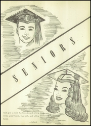 Page 13, 1949 Edition, Huntsville High School - Pierian Yearbook (Huntsville, AL) online yearbook collection