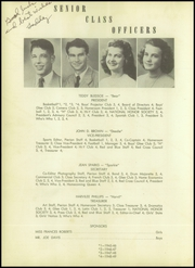 Page 14, 1949 Edition, Huntsville High School - Pierian Yearbook (Huntsville, AL) online yearbook collection