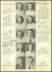 Page 15, 1949 Edition, Huntsville High School - Pierian Yearbook (Huntsville, AL) online yearbook collection