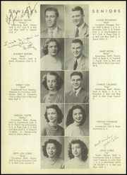 Page 16, 1949 Edition, Huntsville High School - Pierian Yearbook (Huntsville, AL) online yearbook collection