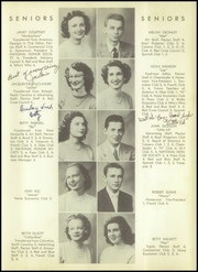 Page 17, 1949 Edition, Huntsville High School - Pierian Yearbook (Huntsville, AL) online yearbook collection