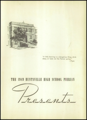 Page 5, 1949 Edition, Huntsville High School - Pierian Yearbook (Huntsville, AL) online yearbook collection