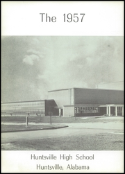 Page 10, 1957 Edition, Huntsville High School - Pierian Yearbook (Huntsville, AL) online yearbook collection