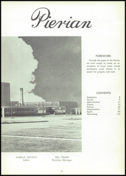 Page 11, 1957 Edition, Huntsville High School - Pierian Yearbook (Huntsville, AL) online yearbook collection