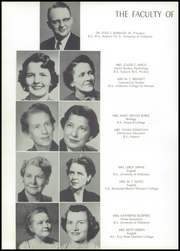 Page 14, 1957 Edition, Huntsville High School - Pierian Yearbook (Huntsville, AL) online yearbook collection