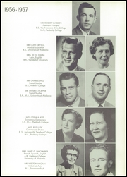 Page 15, 1957 Edition, Huntsville High School - Pierian Yearbook (Huntsville, AL) online yearbook collection