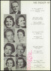 Page 14, 1958 Edition, Huntsville High School - Pierian Yearbook (Huntsville, AL) online yearbook collection