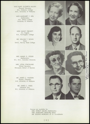 Page 16, 1958 Edition, Huntsville High School - Pierian Yearbook (Huntsville, AL) online yearbook collection