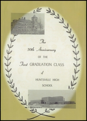Page 5, 1958 Edition, Huntsville High School - Pierian Yearbook (Huntsville, AL) online yearbook collection