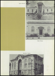 Page 9, 1958 Edition, Huntsville High School - Pierian Yearbook (Huntsville, AL) online yearbook collection