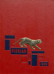 1969 Edition, Huntsville High School - Pierian Yearbook (Huntsville, AL)